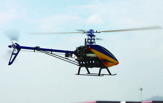 500SE RC Helicopter